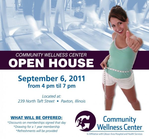 Community Wellness Center Coming Soon To Paxton!