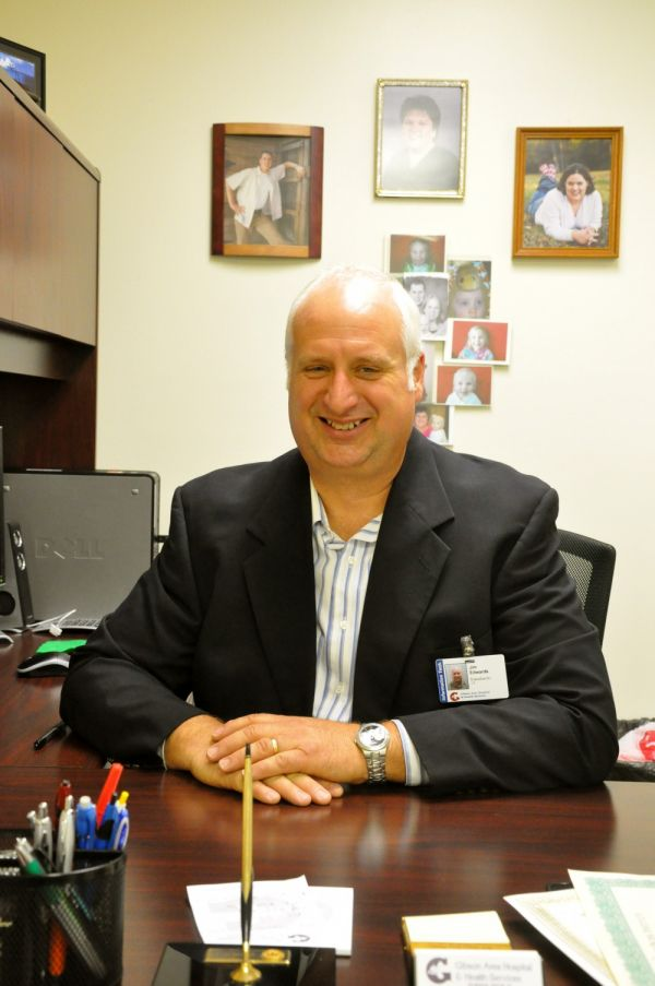 GAHHS Welcomes New Executive Director of IT