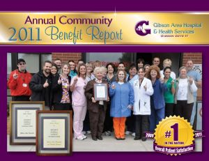 Our NEW Annual Community Benefit Report is On-Line