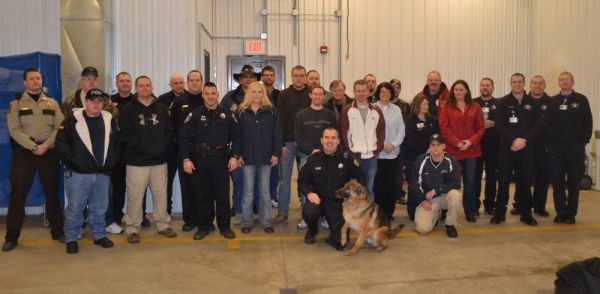 First Responders Meet for Advanced Training