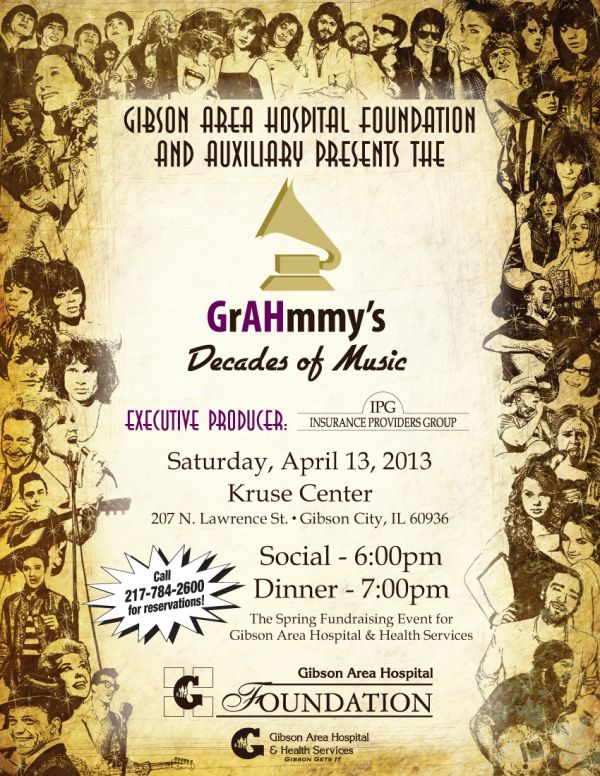 Coming Soon: The GrAHmmy's Decades of Music