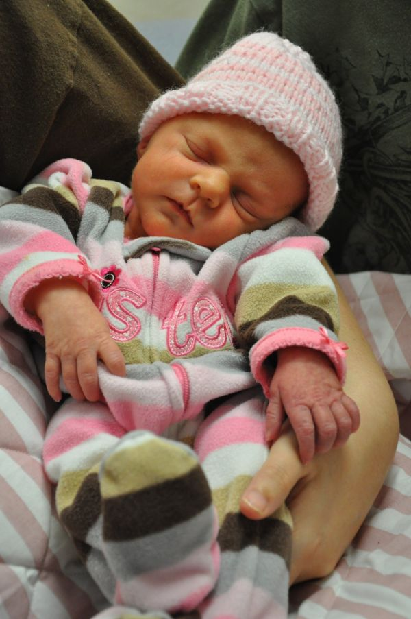Gibson Area Hospital Welcomes the First Baby of 2014