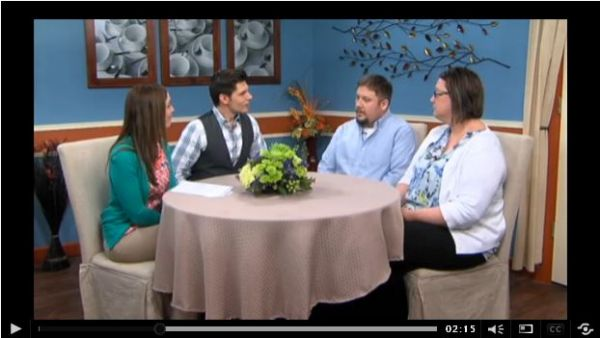 Dr. Doug & Kathryn Hamblen, FNP, Stop by Ci Living to Talk About the Onarga Clinic Open House