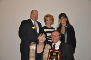 Dr. Foellner Recieves IRHA Rural Physician of Excellence Award