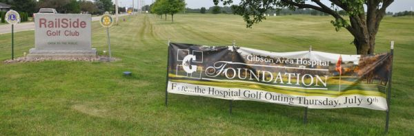 2015 Gibson Area Hospital Foundation Golf Outing