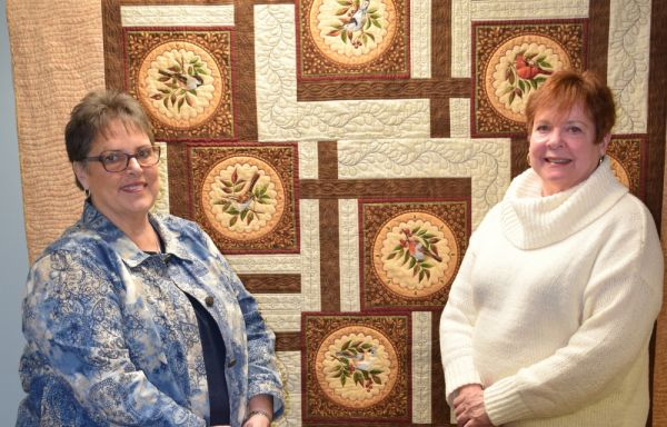 GAH Auxiliary Holding Handmade Quilt & Afghan Raffle