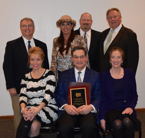 Gibson Area Hospital Doctors Honored with Statewide Awards