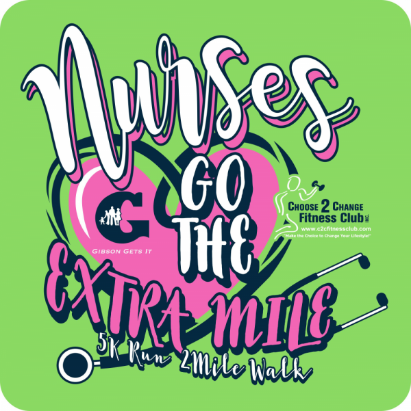 "GAH Nurses ""Go the Extra Mile"" To Celebrate National Nurses Week with 5k Run/2 Mile Walk"