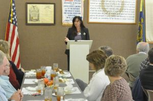 GAHHS COO/CNO Robin Rose Speaks at Paxton Chamber Meeting