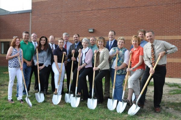 Groundbreaking Marks Another Milestone for GAHHS
