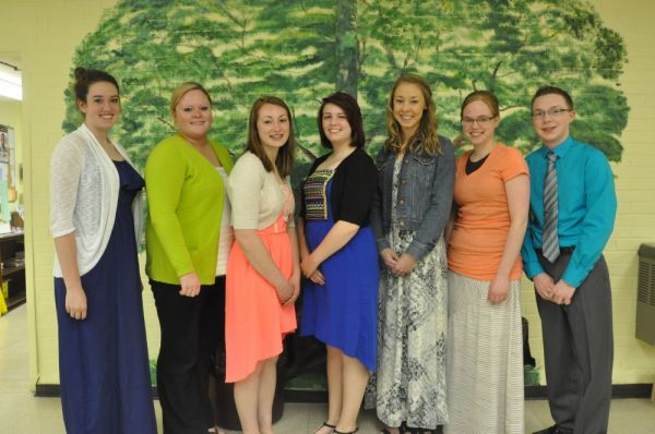 GAH Auxiliary Names Scholarship Winners