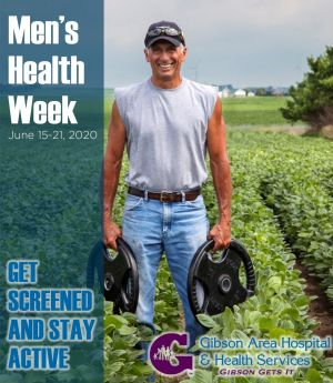 Men's Health Week-June 15-21:  Let's do this!