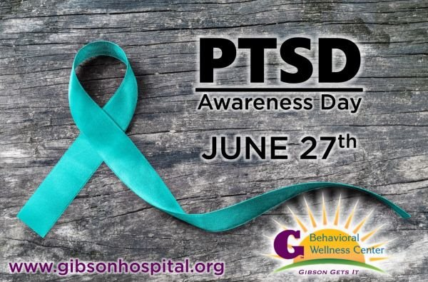 Shedding Light on Post-Traumatic Stress Disorder with PTSD Awareness Day this June 27th